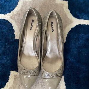 Alia Short Heels